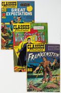 Golden Age (1938-1955):Classics Illustrated, Classics Illustrated Group of 26 (Gilberton, 1940s-50s) Condition: Average FN+.... (Total: 26 Comic Books)