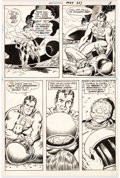Original Comic Art:Panel Pages, Curt Swan and Murphy Anderson Superman #237 Story Page 3 Original Art (DC Comics, 1971). ...