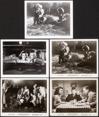"Invasion of the Saucer-Men (American International, 1957). Very Fine. Photos (10) (8"" X 10""). Science Fiction..."