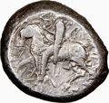 Ancients:Greek, Ancients: CILICIA. Tarsus. Ca. late 5th century BC. AR stater (20mm, 10.87 gm, 6h). NGC XF 4/5 - 5/5....