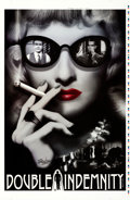 """Movie Posters:Film Noir, Double Indemnity (Zoetrope Galleries, 2014). Rolled, Very Fine+. Signed Artists's Proof Poster (26"""" X 40"""").. ..."""