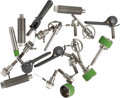 Explorers:Space Exploration, Skylab I (SL-2): Large Group of Flown M509 Hardware Parts with NASA Provenance Directly from the Personal Collection of Mi...