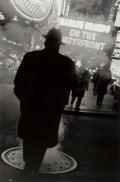 Photographs, Louis Stettner (American, 1922-2016). The Great White Way, Times Square at Night, New York, 1954. Gelatin silver, printe...