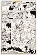 Original Comic Art:Panel Pages, Ric Estrada and Bill Draut Welcome Back, Kotter #6 Story Page 7 Original Art (DC, 1977)....