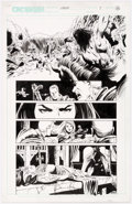 Original Comic Art:Panel Pages, Steve Epting and Rick Magyar Crux #7 Story Page 8 Original Art CrossGen, 2001)....
