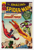 Silver Age (1956-1969):Superhero, The Amazing Spider-Man #17 (Marvel, 1964) Condition: FN-....