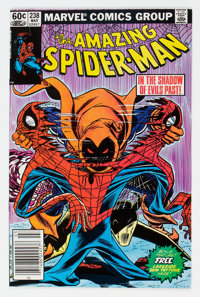 The Amazing Spider-Man #238 (without tattooz) (Marvel, 1983) Condition: NM-