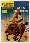 Golden Age (1938-1955):Classics Illustrated, Classics Illustrated #88 Men of Iron - First Edition (Gilberton, 1951) Condition: VF+....