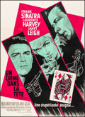 """The Manchurian Candidate (United Artists, 1962). Very Fine on Linen. French Grande (45.5"""" X 62.5""""). Thriller..."""