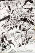 Original Comic Art:Panel Pages, Gene Colan and Frank Giacoia Strange Tales #171 Page 22 Original Art (Marvel, 1973)....
