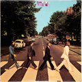 """Music Memorabilia:Recordings, The Beatles Abbey Road With """"Her Majesty"""" Listed Stereo Sealed (Apple SO-383)...."""