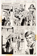 Original Comic Art:Panel Pages, Dick Dillin and Dick Giordano Action Comics #431 Story Page 2 Original Art Green Arrow (DC Comics, 1974). ...