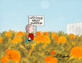 Animation Art:Limited Edition Cel, Welcome Great Pumpkin Peanuts - It's the Great Pumpkin, Charlie Brown Limited Edition Cel 36/150 (Bill Melendez, c. 19...