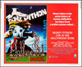 "Movie Posters:Comedy, Monty Python Live at the Hollywood Bowl (Columbia, 1982). Rolled, Very Fine+. Half Sheet (22"" X 28""). Comedy.. ..."