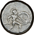 Ancients:Greek, PAMPHYLIA. Aspendus. Ca. mid-5th century BC. AR stater (20...