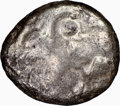 Ancients:Greek, Ancients: CYPRUS. Uncertain mint. Ca. early 5th century BC. AR stater (20mm, 10.81 gm, 10h). NGC Choice VF 3/5 - 4/5.