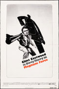 """Movie Posters:Action, Magnum Force (Warner Brothers, 1973). Very Good/Fine on Board. One Sheet (27"""" X 41""""). Action.. ..."""