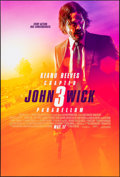 """Movie Posters:Action, John Wick: Chapter 3 - Parabellum (Summit Entertainment, 2019). Rolled, Near Mint. One Sheet (27"""" X 40"""") DS Advance. Action...."""