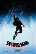 """Movie Posters:Action, Spider-Man: Into the Spider-Verse (Sony, 2018). Rolled, Very Fine. One Sheet (27"""" X 40"""") DS Advance. Action.. ..."""
