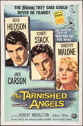 "Movie Posters:Drama, The Tarnished Angels & Other Lot (Universal International, 1958). Folded, Fine+. One Sheets (2) (27"" X 41""). Drama.. ... (Total: 2 Items)"