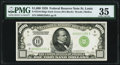 Fr. 2210-H $1,000 1928 Federal Reserve Note. PMG Choice Very Fine 35