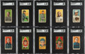 Baseball Cards:Lots, 1909-12 T205, T206, T207 Baseball Card Collection (323). ...