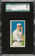 Baseball Cards:Singles (Pre-1930), 1909-11 T206 Piedmont Bill O'Hara (New York) SGC 86 NM+ 7.5....