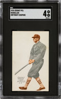 "Baseball Cards:Singles (Pre-1930), 1915 E137 Zeenut ""Black Sox"" Fred McMullen SGC VG-EX 4 - His Only Card Appearance! ..."