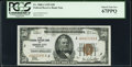 Fr. 1880-J $50 1929 Federal Reserve Bank Note. PCGS Superb Gem New 67PPQ