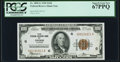 Fr. 1890-G $100 1929 Federal Reserve Bank Note. PCGS Superb Gem New 67PPQ