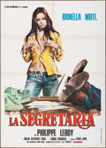 """Movie Posters:Foreign, Forbidden Passion & Other Lot (Sabi, 1975). Folded, Overall: Very Fine-. Italian 2 - Foglis (2) (39.25"""" X 55"""") Renato Casaro... (Total: 2 Items)"""