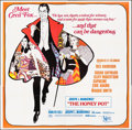 """Movie Posters:Comedy, The Honey Pot (United Artists, 1967). Folded, Very Fine. Six Sheet (80"""" X 79""""). Comedy.. ..."""