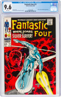 Silver Age (1956-1969):Superhero, Fantastic Four #72 (Marvel, 1968) CGC NM+ 9.6 White pages....