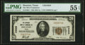 Houston, TX - $20 1929 Ty. 1 The National Bank of Commerce Ch. # 10225 PMG About Uncirculated 55 EPQ.</