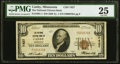 Canby, MN - $10 1929 Ty. 1 The National Citizens Bank Ch. # 7427 PMG Very Fine 25