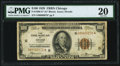 Fr. 1890-G* $100 1929 Federal Reserve Bank Note. PMG Very Fine 20