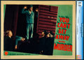 """Movie Posters:Crime, You Can't Get Away with Murder (Warner Bros. - First National, 1939). Very Fine. CGC Graded Linen Finish Lobby Card (11"""" X 1..."""