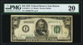 Small Size:Federal Reserve Notes, Fr. 2100-A* $50 1928 Federal Reserve Note. PMG Very Fine 20.. ...