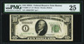 Fr. 2001-A* $10 1928A Federal Reserve Note. PMG Very Fine 25