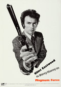 """Movie Posters:Action, Magnum Force (Warner Bros., 1973). Rolled, Near Mint-. Promotional Poster (20"""" X 28"""").. ..."""
