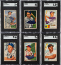 Baseball Cards:Sets, 1952 Bowman Baseball Complete Set (252)....
