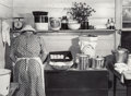 Photographs, Marion Post Wolcott (American, 1910-1990). Making Biscuits, Wendell, North Carolina, 1939. Gelatin silver, printed later...