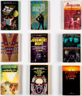 Books:Vintage Paperbacks, Assorted Science-Fiction and Fantasy Paperbacks Box Lot (Various, 1950s-2000s).... (Total: 8 Box Lots)