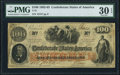 Confederate Notes:1862 Issues, T41 $100 1862 PF-6 Cr. 319 PMG Very Fine 30 EPQ.. ...