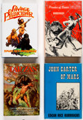 Books:Hardcover, Edgar Rice Burroughs Hardcover Volumes Group of 14 (Various, 1964-2018).... (Total: 14 Items)