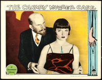 "The Canary Murder Case (Paramount, 1929). Fine/Very Fine. Lobby Card (11"" X 14"")"