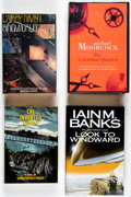 Books:Hardcover, Assorted Hard Cover Science Fiction Novels Box Lot (Various, 1970s-2000s).... (Total: 6 Box Lots)