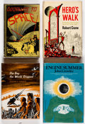 Books:Hardcover, Assorted Vintage Hardcover Science Fiction Novels Group of 17 (Various, 1950s-60s).... (Total: 17 Items)