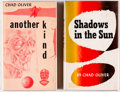 Books:First Editions, Chad Oliver Shadows in The Sun and Another Kind First Editions Group (Ballantine, 1954-55).... (Total: 2 Items)