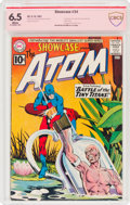 Silver Age (1956-1969):Superhero, Showcase #34 The Atom - Signature Series Signed by Gil Kan...